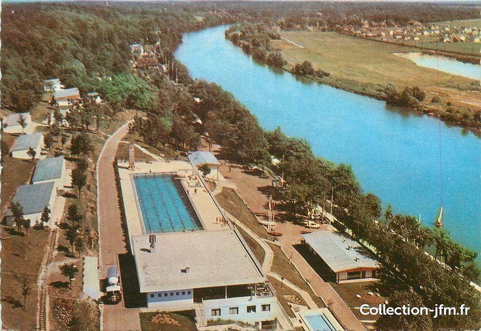 Cpsm france 77 ponthierry sainte assise la piscine de - Beaulieu sainte assise 77240 seine port ...