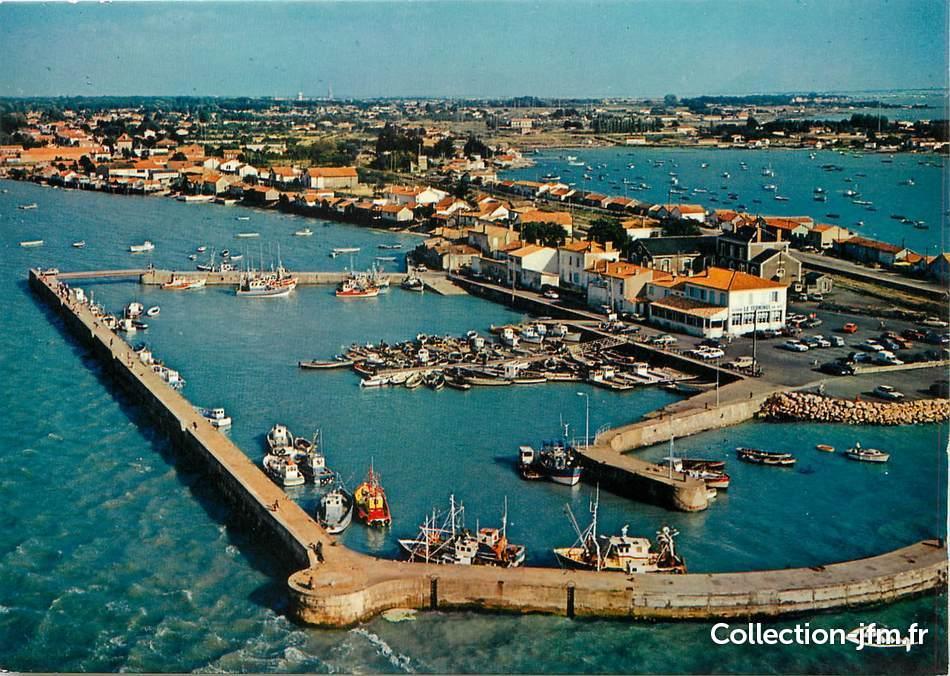 Cpsm France 17 Ile D Oleron Bourcefranc Le Chapus Le Port De