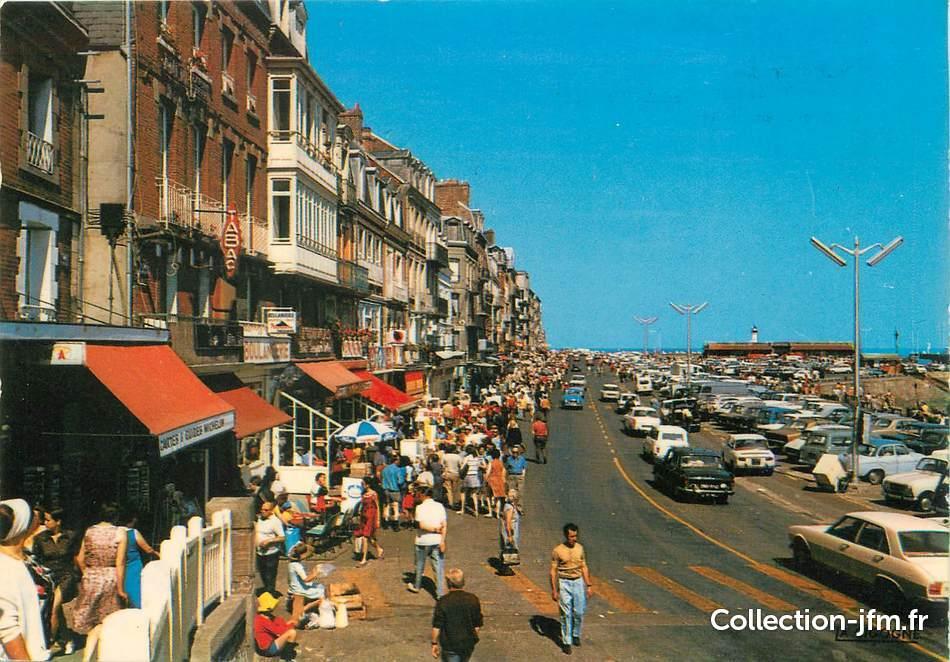 Cpsm france 76 le tr port le quai fran ois 1er 76 seine maritime le tr port 76 ref - Office du tourisme du treport ...
