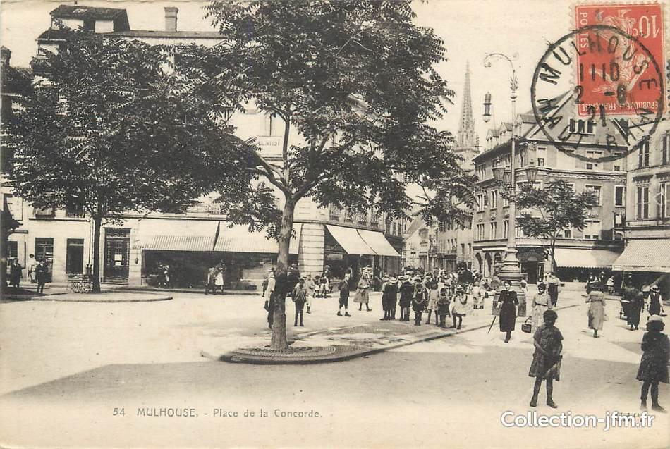 întâlnirea 68 mulhouse