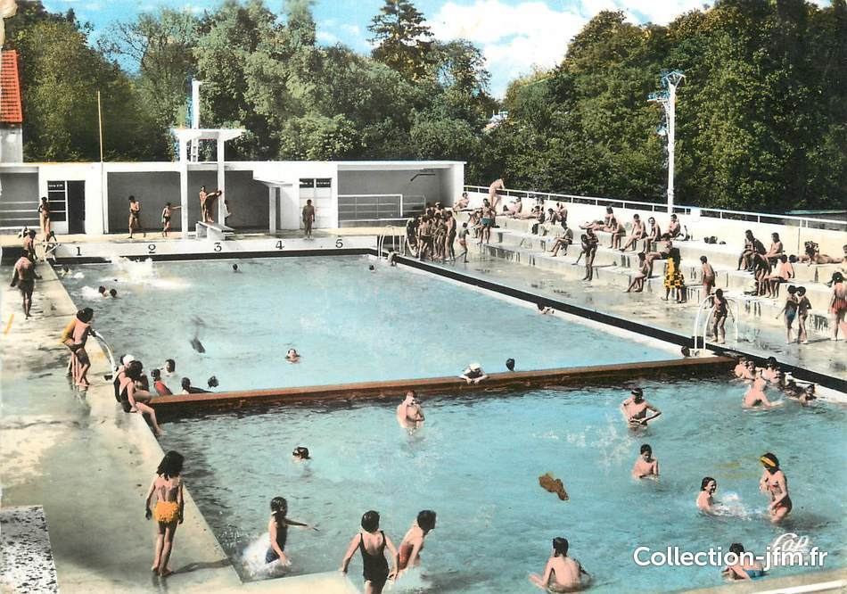 Cpsm france 77 coulommiers la piscine 77 seine et - Beaulieu sainte assise 77240 seine port ...
