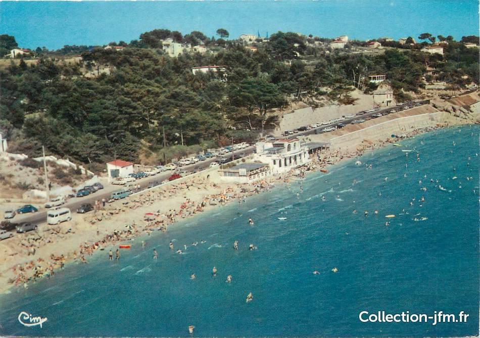 Cpsm france 83 sanary sur mer la plage dor e 83 var - Office du tourisme de sanary sur mer ...