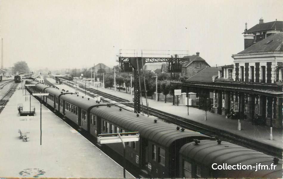 Cpsm france 78 conflans sainte honorine la gare for 78 en france