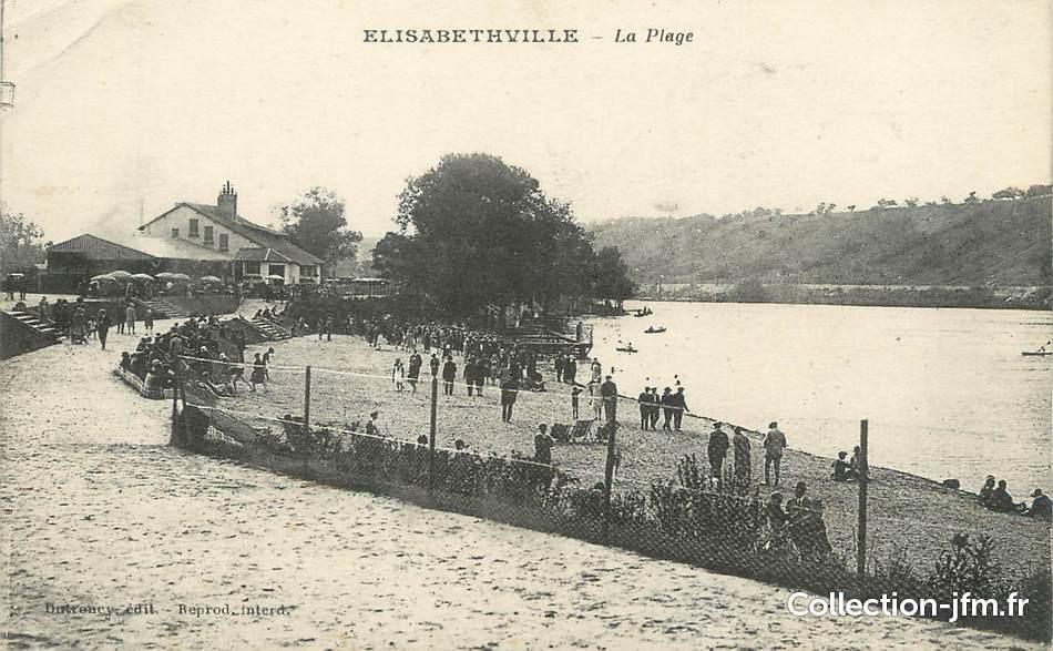 Cpa france 78 elisabethville la plage 78 yvelines for Agrandissement maison houilles