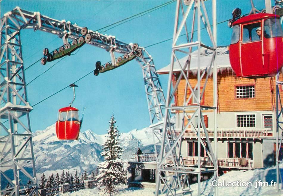 Cpsm france 74 ch tel arriv e du t l cabine de super chatel 74 haute savoie autres - Office de tourisme chatel 74 ...