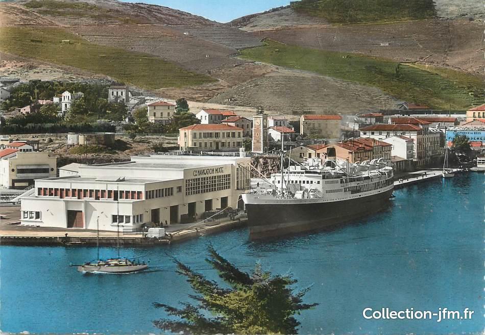 Cpsm france 66 port vendres nouvelle gare maritime 66 pyr n es orientales port vendres - Office du tourisme de port vendres ...