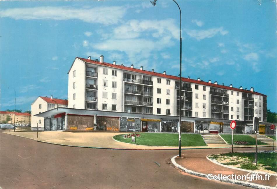 cpsm france 78 la celle saint cloud r sidence beauregard 78 yvelines autres communes. Black Bedroom Furniture Sets. Home Design Ideas