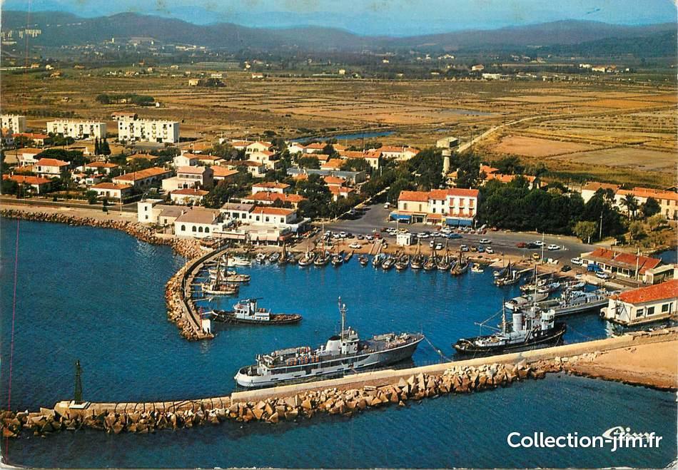 Cpsm France 83 Quot Hy 232 Res Les Salins Le Port Pothuau Quot 83