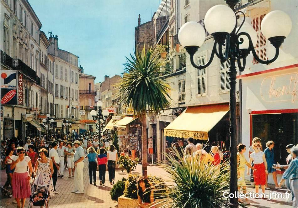 Cpsm France 83 Quot Hy 232 Res Rue Pi 233 Tonne Quot 83 Var Hy 232 Res