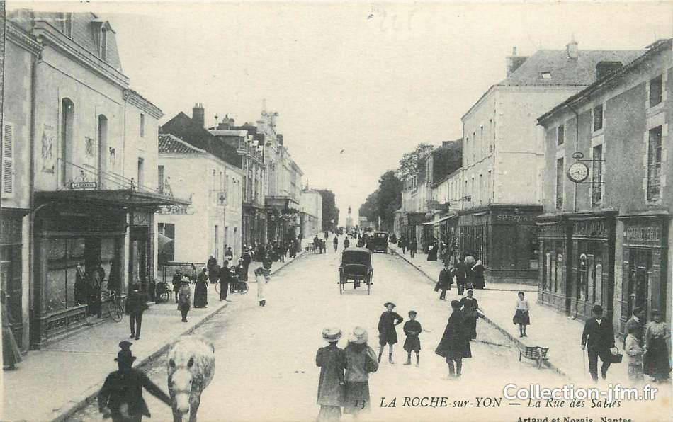 La Roche-sur-Yon France  City new picture : FRANCE 85