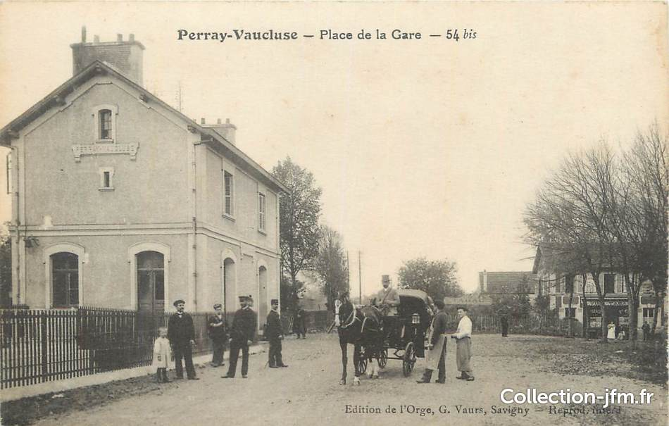 perray vaucluse 91