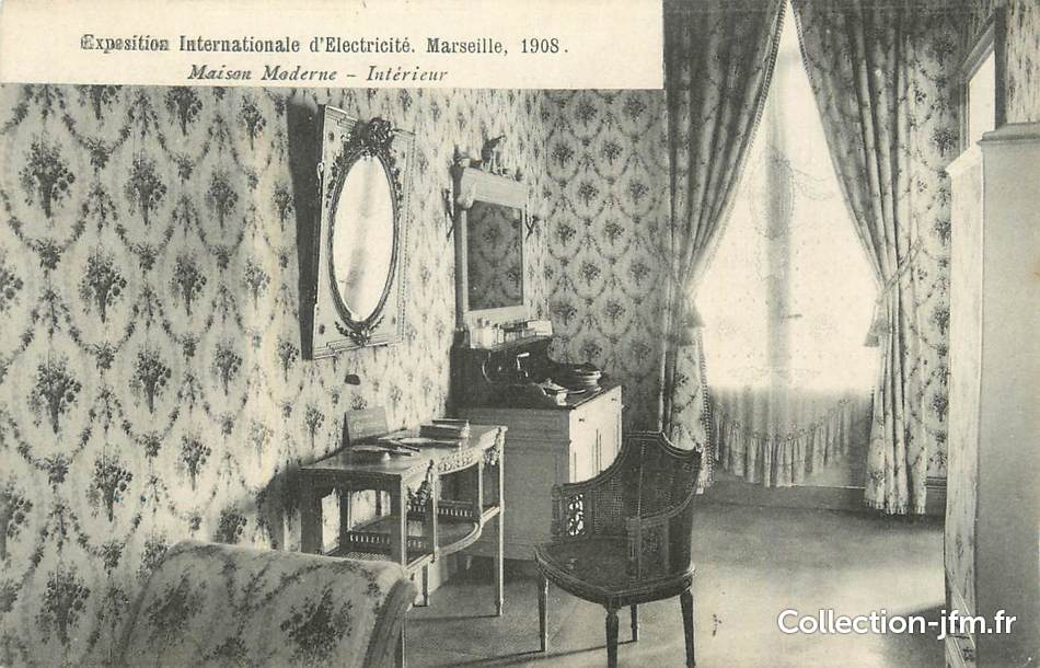 cpa france 13 quotmarseille exposition internationale d With exposition d une maison 13 cytise