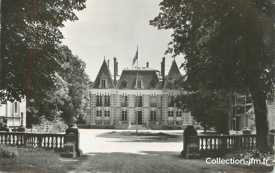 Cpsm France 91 Bouray Sur Juine Ecole Nationale Des Cadres De