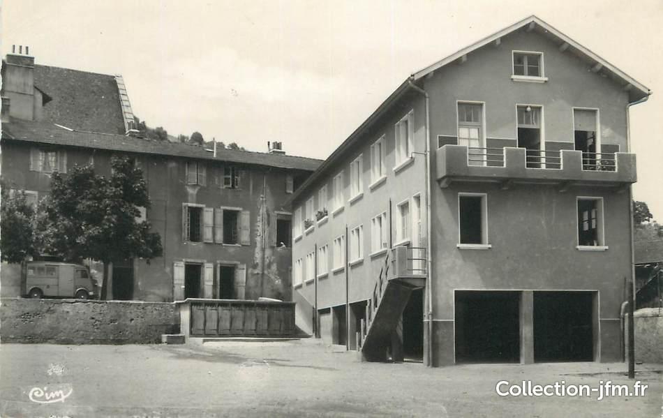 Cpsm france 38 tullins maison d 39 enfants 38 isere for Agrandissement maison bourgoin jallieu