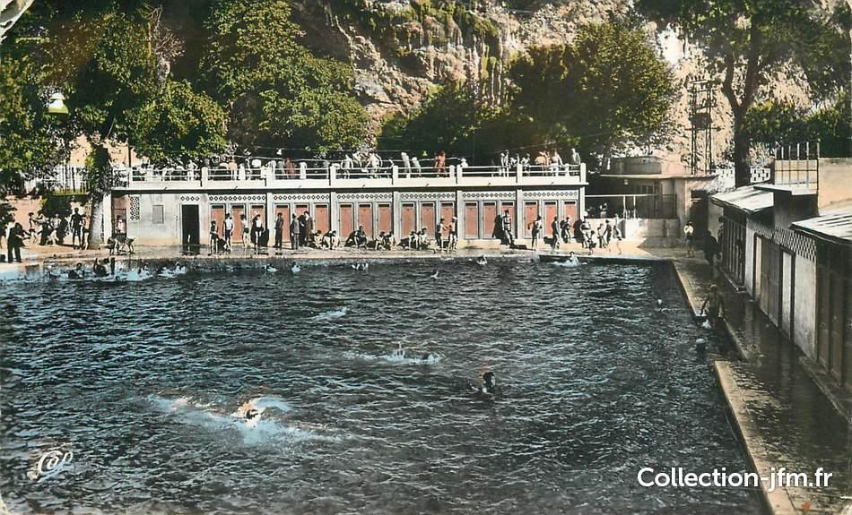 Cpsm algerie constantine la piscine algerie for Piscine demontable algerie