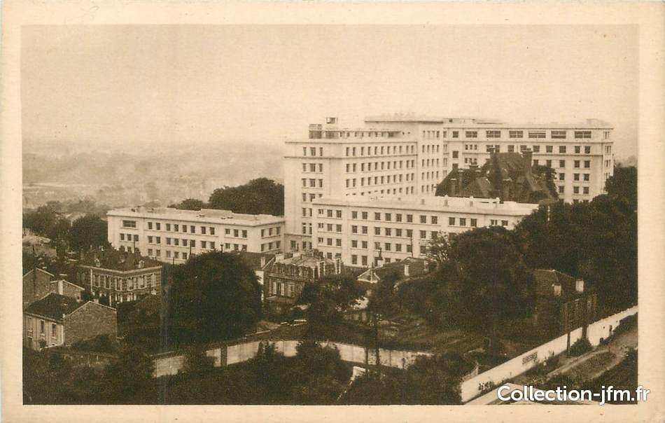 Cpa france 92 suresnes hospital 92 hauts de seine for 92 haute seine
