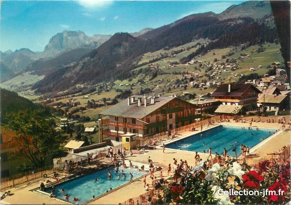 Cpsm france 74 chatel la piscine et les cornettes de bise 74 haute savoie autres communes - Office de tourisme chatel 74 ...