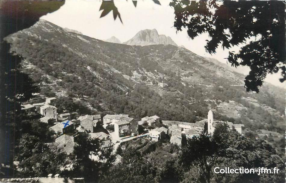 Carte Corse Marignana.Cpsm France 20 Corse Marignana Vue Generale 20 Corse