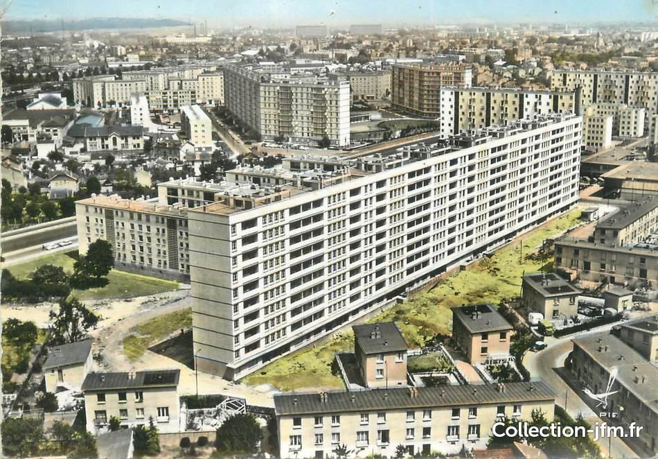 Cpsm France 92 Rueil Malmaison Le Quartier De La Plaine 92 Hauts De Seine Rueil Malmaison 92 Ref 212915 Collection Jfm Fr