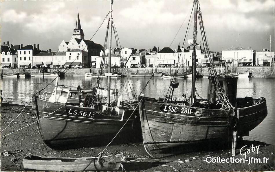 bateau de peche vendee
