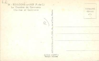 ... CPSM FRANCE 62