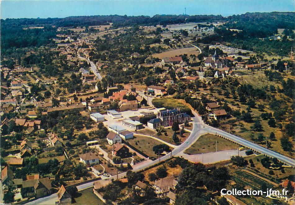 Cpsm france 27 saint marcel l 39 h tel de ville l 39 glise for Piscine saint marcel