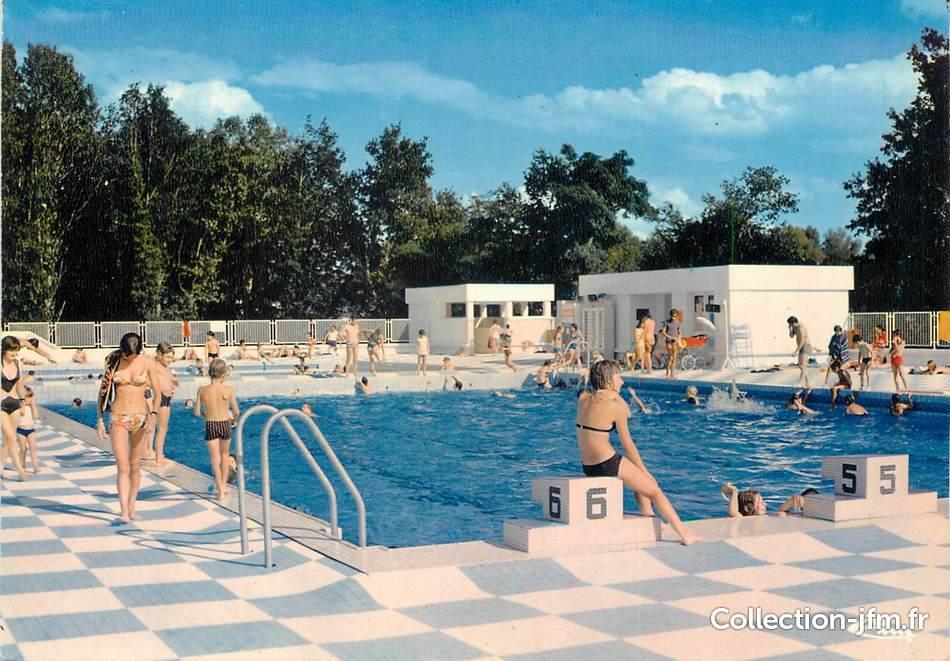 Cpsm france 37 montlouis sur loire la piscine 37 for Belleville sur loire piscine